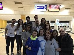 8. Berdan Akalın Bowling Turnuvasına katıldık 17.12.2017