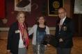 Meslek Ödülü Sn. Salime Tarihçi'ye verildi -15 Mart 2013