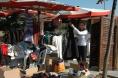2. El Pazarı tekstil standı
